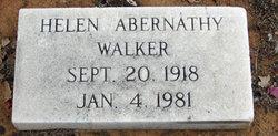 Vera Helen <I>Abernathy</I> Walker