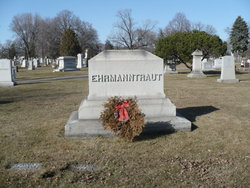 Barbara <I>Schott</I> Ehrmanntraut
