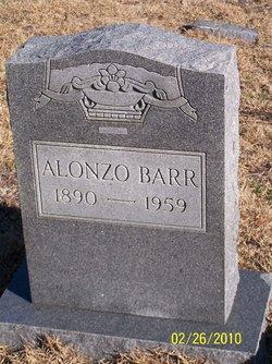 Alonzo Barr