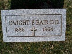 Rev Dwight Pfouts Bair