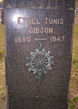 Ethel <I>Tunis</I> Gibson