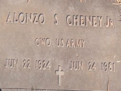 CWO Alonzo S. Cheney, Jr