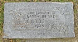 Betty Ranae Thomas
