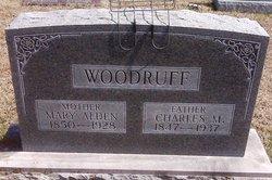 Charles M Woodruff
