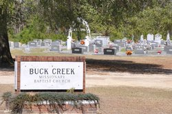 Buck Creek Baptist Church Cemetery