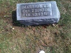 Mary Alice <I>Davis</I> Sullivan