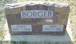 Grace <I>Wichers</I> Borger