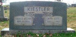Mary Ellen <I>Walker</I> Kiestler