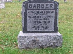 John Harrison Barber