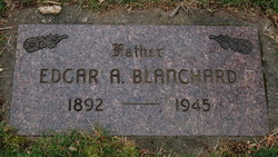 Edgar A Blanchard