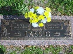 William Gustav Lassig, Sr