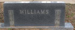"""Emma Kathleen """"Kay"""" <I>Peffley</I> Williams"""