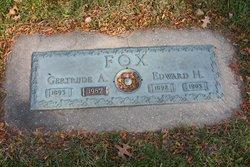 Gertrude Fox