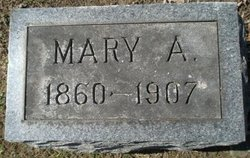 Mary Augusta <I>Clukey</I> Whitney