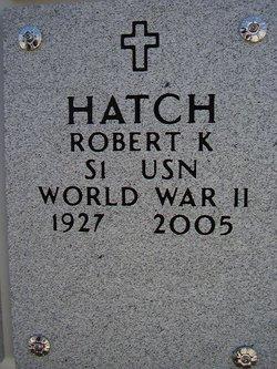 Robert Kine Hatch