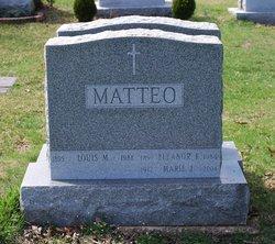 Eleanor <I>Konderock</I> Matteo