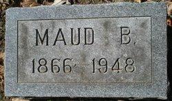 Maud B. <I>Brawner</I> Whitney