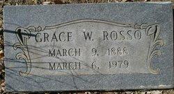 Grace W. Rosso