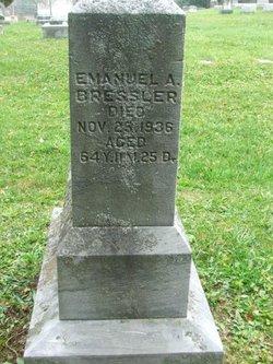 Emanuel E. Bressler