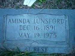 Aminda Lunsford