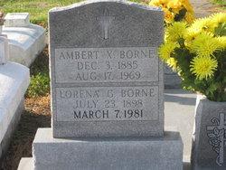 Ambert X. Borne