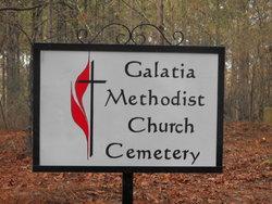 Galatia Methodist Church Cemetery