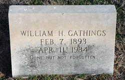William Henry Gathings