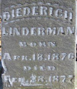 Diederich Linderman