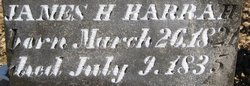 James H Harrah