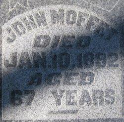John Moffett