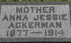 Anna Jesse <I>Iles</I> Ackerman