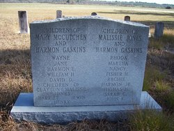 Martha Jane <I>Gaskins</I> Giddens