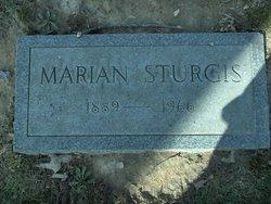 Maria <I>Sturgis</I> Baden