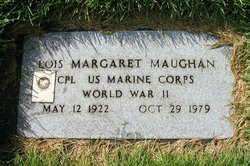 Lois Margaret Maughan
