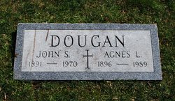 Agnes Lucy <I>Zealberg</I> Dougan