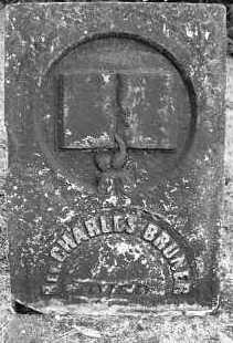 Rev Charles Bruner