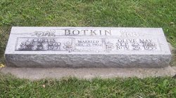 Olive May Botkin