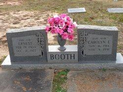 Carolyn E Booth