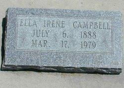 Ella Irene <I>Campbell</I> Jones