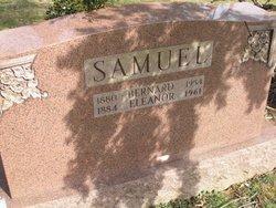 Eleanor <I>Hamm</I> Samuel