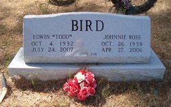 Johnnie <I>Ross</I> Bird