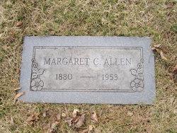 Margaret Charlotte <I>Dickens</I> Allen/Sontag