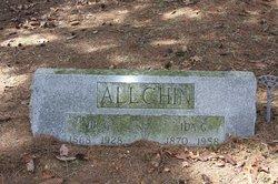 Ida Geraldine <I>Comstock</I> Allchin