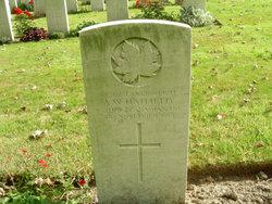Lance Sergeant Arthur Wellsley Hatfield