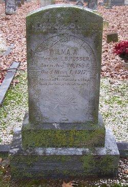 Wilma Asbury <I>Carriker</I> Purser