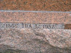 Ida Christine <I>Swanson</I> Anderson