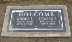 Eleanor Sarah <I>Reimer</I> Holcomb