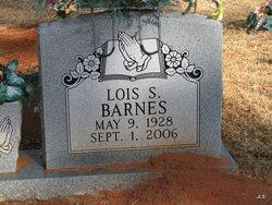 Lois Marie <I>Scruggs</I> Barnes