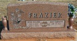May Carolyn <I>Stubbs</I> Frazier