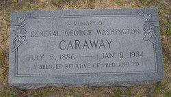 General George Washington Caraway